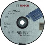 BOSCH 2608603535-Bosch Afbraamschijf Gebogen Best For Metal-klium