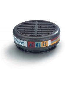 MOLDEX 820001-MOLDEX 8200 GASFILTERPATROON ABE1 VOOR HALFGELAATSMASKER SERIE 8000-klium