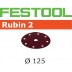 FESTOOL 499096-Festool STF D125/8 P100 RU2/50 Schuurpapier-klium