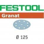 FESTOOL 497150-Festool STF D125/8 P320 GR/10 Schuurpapier-klium