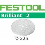 FESTOOL 495067-Festool STF D225/8 P180 BR2/25 Schuurpapier-klium