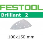 FESTOOL 492804-Festool STF DELTA/7 P40-BR2/10 Schuurpapier-klium