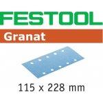 FESTOOL 498946-Festool STF 115X228 P80 GR/50 Schuurpapier-klium