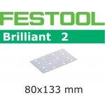 FESTOOL 492861-Festool STF 80x133 P120 BR2/10 Schuurpapier-klium