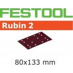 FESTOOL 499055-Festool STF 80X133 P60 RU2/10 Schuurpapier-klium