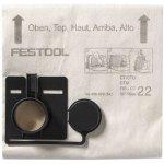 FESTOOL 456870-Festool FIS-CT 22 SP VLIES/5 Stofzak-klium