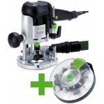FESTOOL 574383-Festool OF 1010 EBQ-Plus + Box-OF-S 8/10x HW Bovenfrees-klium