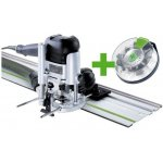 FESTOOL 574384-Festool OF 1010 EBQ-Set + Box-OF-S 8/10x HW Bovenfrees-klium