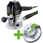 FESTOOL 574398-Festool OF 1400 EBQ-Plus + Box-OF-S 8/10x HW Bovenfrees-klium