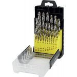 INTERNATIONAL TOOLS 191246000-INTERNATIONAL TOOLS 191246000 ECO PRO HSS SET SPIRAALBOREN 1-10 MM X 0,5 MM (170X)-klium