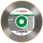 BOSCH 2608602537-Diamantdoorslijpschijf Professional for Ceramic 200 x 25,40 x 1,6 x 7 mm-klium