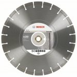 BOSCH 2608602544-Diamantdoorslijpschijf Professional for Concrete 350 x 20,00+25,40 x 2,8 x 10 mm-klium
