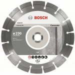 BOSCH 2608602559-Diamantdoorslijpschijf Expert for Concrete 230 x 22,23 x 2,4 x 12 mm-klium