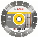 BOSCH 2608602565-Diamantdoorslijpschijf Expert for Universal 125 x 22,23 x 2,2 x 12 mm-klium