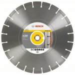 BOSCH 2608602571-Diamantdoorslijpschijf Expert for Universal 350 x 20,00+25,40 x 3,2 x 12 mm-klium
