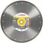 BOSCH 2608602586-Diamantdoorslijpschijf Professional for Universal Turbo 300 x 20,00+25,40 x 3 x 10 mm-klium