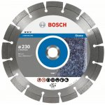 BOSCH 2608602592-Diamantdoorslijpschijf Expert for Stone 230 x 22,23 x 2,4 x 12 mm-klium