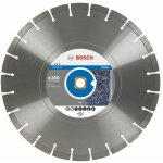 BOSCH 2608602594-Diamantdoorslijpschijf Expert for Stone 350 x 20,00+25,40 x 3,2 x 12 mm-klium