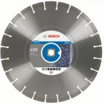 BOSCH 2608602603-Diamantdoorslijpschijf Professional for Stone 350 x 20,00+25,40 x 3,1 x 10 mm-klium