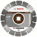 BOSCH 2608602610-Diamantdoorslijpschijf Expert for Abrasive 230 x 22,23 x 2,4 x 12 mm-klium
