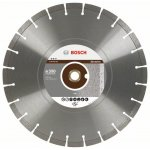 BOSCH 2608602612-Diamantdoorslijpschijf Expert for Abrasive 350 x 20,00+25,40 x 3,2 x 12 mm-klium