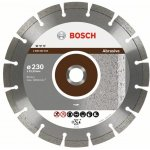 BOSCH 2608602618-Diamantdoorslijpschijf Professional for Abrasive 180 x 22,23 x 2 x 10 mm-klium