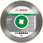 BOSCH 2608602640-Diamantdoorslijpschijf Best for Ceramic 350 x 30/25,40 x 3 x 10 mm-klium