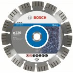 BOSCH 2608602641-Diamantdoorslijpschijf Best for Stone 115 x 22,23 x 2,2 x 12 mm-klium