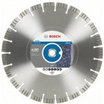 BOSCH 2608602647-Diamantdoorslijpschijf Best for Stone 300 x 20,00+25,40 x 2,8 x 15 mm-klium