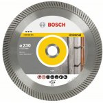 BOSCH 2608602672-Diamantdoorslijpschijf Best for Universal Turbo 125 x 22,23 x 2,2 x 12 mm-klium
