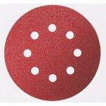BOSCH 2608605063-5-delige schuurbladset 115 mm, 240-klium