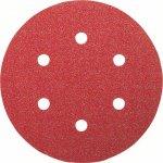 BOSCH 2608607838-50-delige schuurbladset 150 mm, 180-klium
