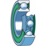 SKF W 61803-2Z-GROEFKOGELLAGER INOX  W 61803-2Z-klium