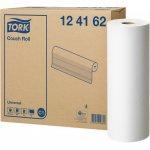 TORK 124162-TORK ONDERZOEKSTAFELROL 1-LAAGS WIT 45 CM C1-klium