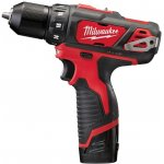 MILWAUKEE 4933441915-MILWAUKEE M12 BDD-202C SUBCOMPACTBOORSCHROEFMACHINE-klium