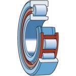 SKF NJ 2308 ECP/C4-CILINDERLAGER NJ 2308 ECP/C4-klium