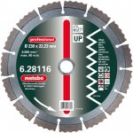 "METABO 628113000-METABO 2 DIAMANT-DOORSLIJPSCHIJF, 125 X 2,15 X 22,23 MM, ""PROFESSIONAL"", ""UP"", UNIVERSEEL-klium"