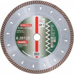 "METABO 628125000-METABO DIAMANT-DOORSLIJPSCHIJF, 125 X 2,2 X 22,23 MM, ""PROFESSIONAL"", ""UP-T"", TURBO, UNIVERSEEL-klium"