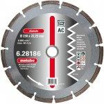 """METABO 628183000-METABO DIAMANT-DOORSLIJPSCHIJF, 125 X 2,15 X 22,23 MM, """"CLASSIC"""", """"AC"""", ABRASIEF-klium"""