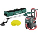 METABO 690939000-METABO LSV 5-225 + ASR 35 M ACP SET MACHINES OP NETVOEDING IN DE SET-klium