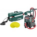 METABO 690940000-METABO LSV 5-225 COMFORT + ASR 35 M ACP SET MACHINES OP NETVOEDING IN DE SET-klium