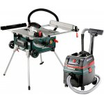 METABO 690695000-METABO TS 254 + ASR 25 L SC SET MACHINES OP NETVOEDING IN DE SET-klium