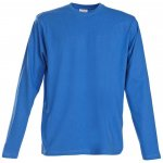 PRINTER 2264016-632-3-PRINTER 2264016 HEAVY LONG SLEEVE T-SHIRT (OCEAAN BLAUW)-klium