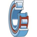 SKF NUP 311 ECNRP/VM004-CILINDERLAGER NUP 311 ECNRP/VM004-klium