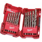 MILWAUKEE 4932352471-Milwaukee set hss-g co metaalboren in metalen cassette (25-delig)-klium