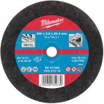 MILWAUKEE 4932451505-Milwaukee metaaldoorslijpschijf afkortzaagmachine sc41 355 x 2,5 mm pro+ (10 st.)-klium