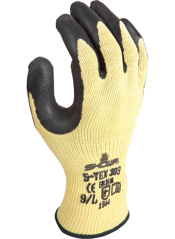 Afbeelding van showa s-tex kv3 snijbescherming - handschoenen
