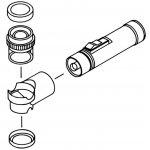 MITUTOYO 950757-Optionele accessoires inch-klium