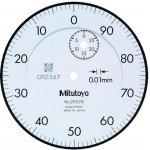 MITUTOYO 2952SB-Metrische meetklok met lange slag 30 mm - serie 2--klium