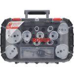 BOSCH 2608594185-BOSCH 14-delige universele set Endurance for Heavy Duty hardmetalen gatzaag (20 - 76 mm)-klium